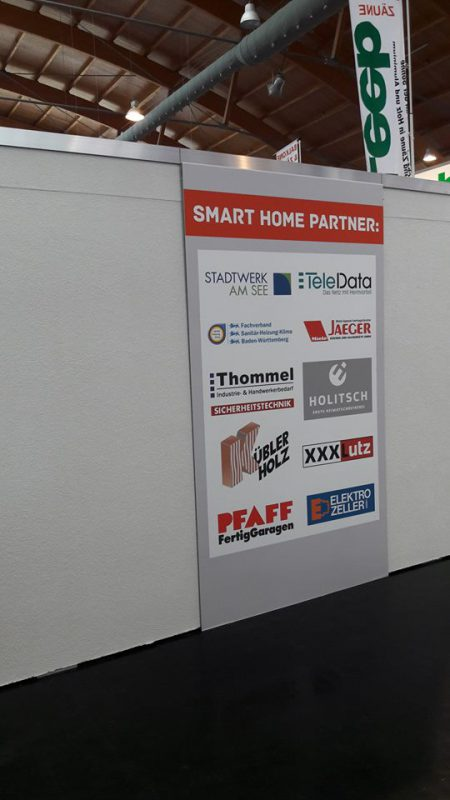 SmartHome Partner März 2017 Bodensee IBO